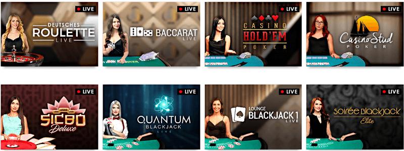 Live SlotsMillion Casino