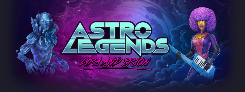 Astro Legends Lyra and Erion Slot