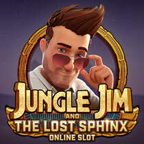 Jungle Jim and the Lost Sphynx Slot