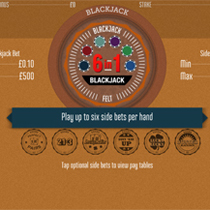 6 in 1 Blackjack