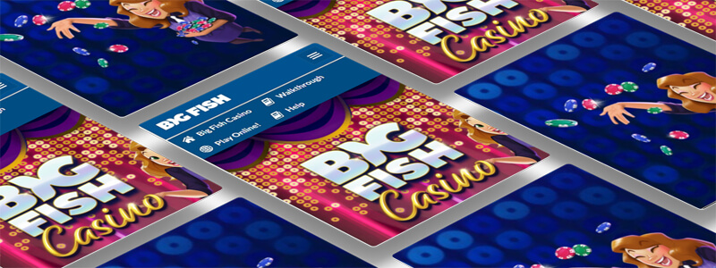 Social Gambling - Big Fish Casino