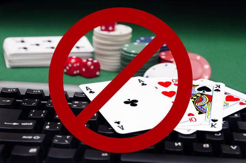 Online Casinos Are Illegal