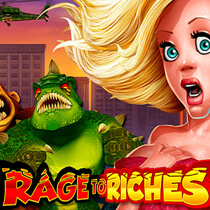 Rage of Riches Slot